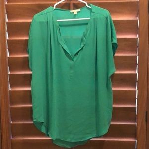 Gibson Latimer Size 1X blouse